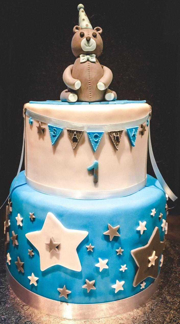 Cake Design Ourson